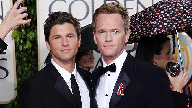 Neil Patrick Harris and his