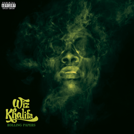 wiz khalifa album cover black and. Album Cover: Wiz Khalifa-