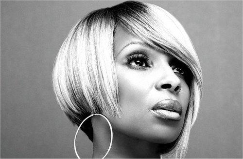 mary j blige album. Mary J. Blige will be
